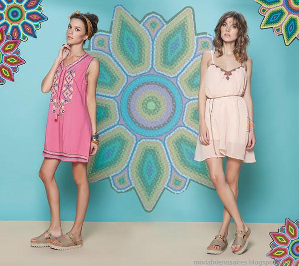 Rimmel ropa de moda 2015 faldas y vestidos 2015. Moda 2015.
