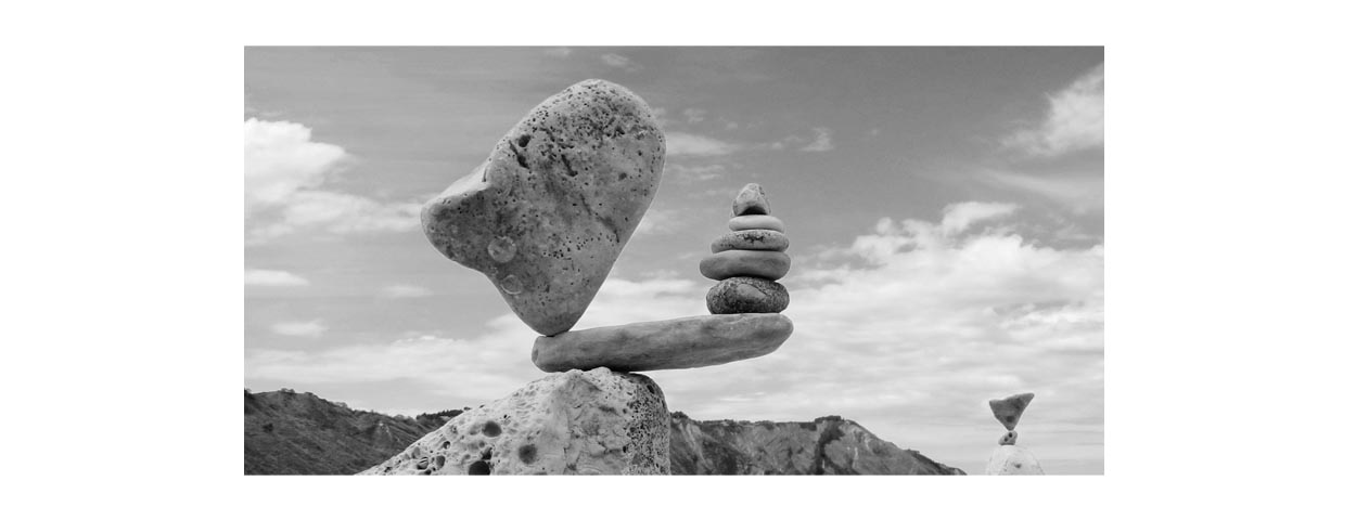 balancing stones & more