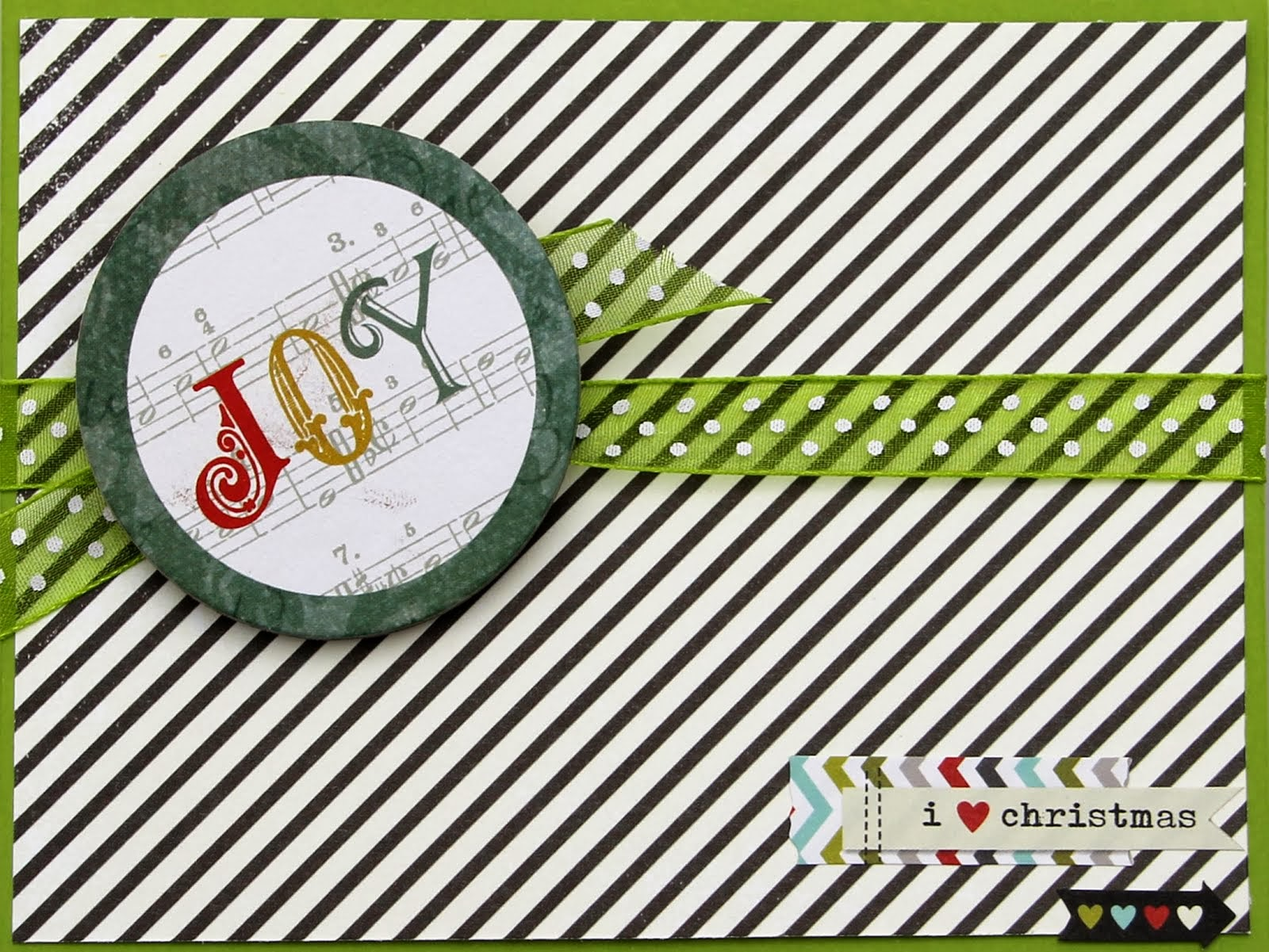 """Merry & Bright"" November 2013 MW Express Ideas"