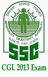 SSC CGL Tier 1 Result 2013 28-08-2013