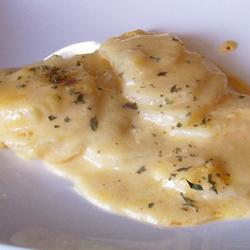 how to make au gratin potatoes in a crock pot