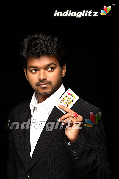 Vijay in 'Azhagiya Tamizh Magan' Movie