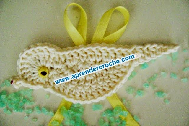 aprender croche passarinhos dvd loja curso de croche edinir-croche tetê espíndola cantora escrito nas estrelas