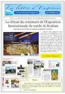 Lettre d'Eugénies n°7 Octobre 2011