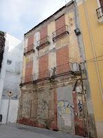 edificio histórico en ruina, pasaje Gordon 6