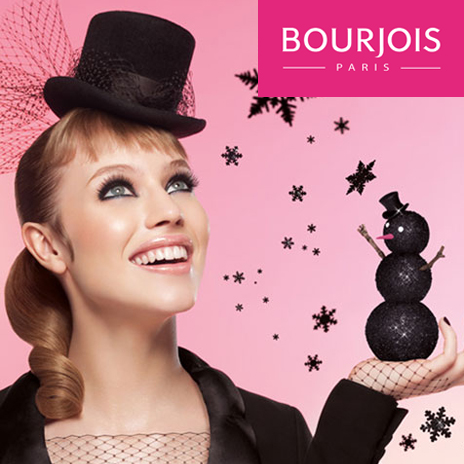 Bourjois is now present in 18