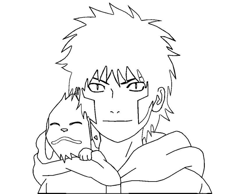 kiba coloring pages - photo#2