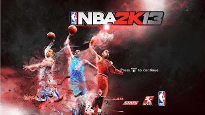 NBA 2K13 Title Page Mod for NBA 2K12 PC Durant, Griffin, Rose