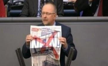 Πως Γερμανός βουλευτής ξεφτίλισε την Bild για τα εμετικά δημοσιεύματα εναντίον της Ελλάδας;