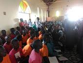 Μια θάλασσα πίστης και νιότης στη Βόρεια Ουγκάντα.(Γκούλου)
