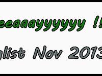 Senarai Bloglist Kataubaid Nov 2013 !!