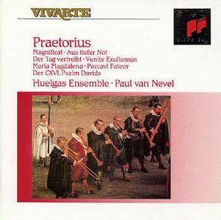 Praetorius: Magnificat; Aus tiefer Not; Der Tag vertreibt