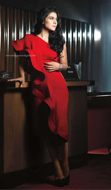Red Hot  Kajol Devgn Photo Shoot 2012