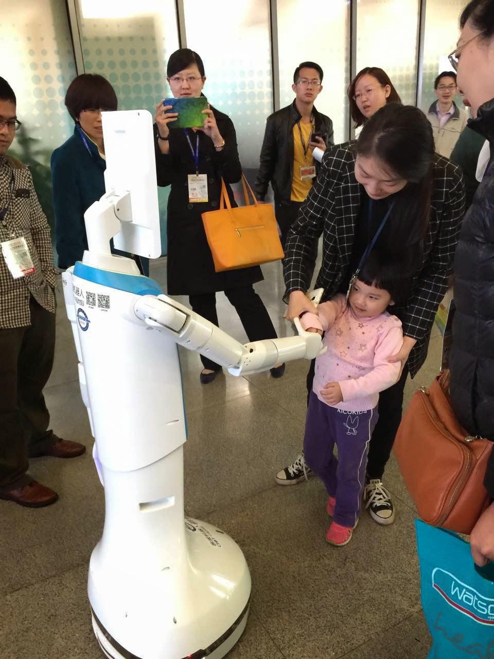 Telerobotics 2015 Si1102 Proximity Sensor Ic Block Diagram Japanese Telepresence Robot