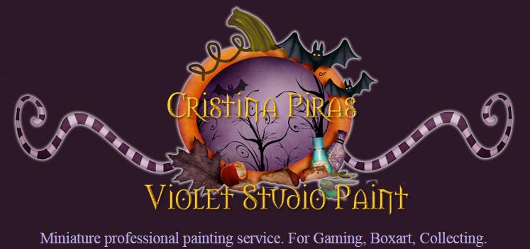 Violet Studio Paint