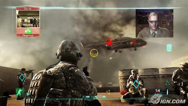 Tom Clancy's Ghost Recon: Advanced Warfighter 2 HD Wallpaper