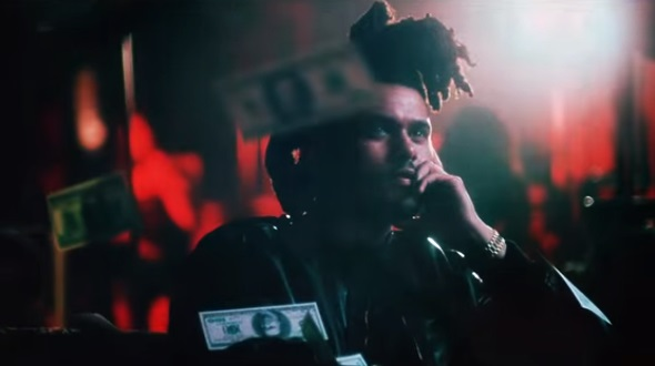 "The Weeknd estrena vídeo ""In The Night"", protagonizado por su novia."