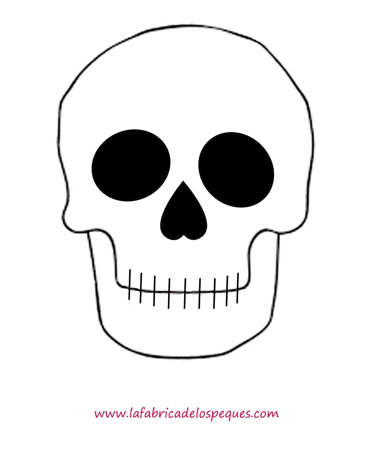 Plantillas Halloween Para Imprimir - Galería De Diseño Para El Hogar ...