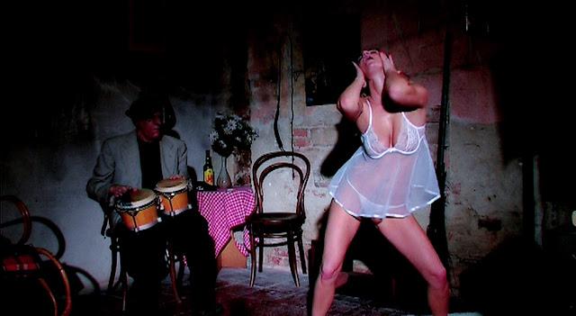 Ally naked bongo