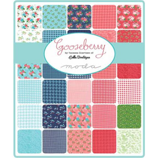Moda Gooseberry Fabric by Lella Boutique for Moda Fabrics
