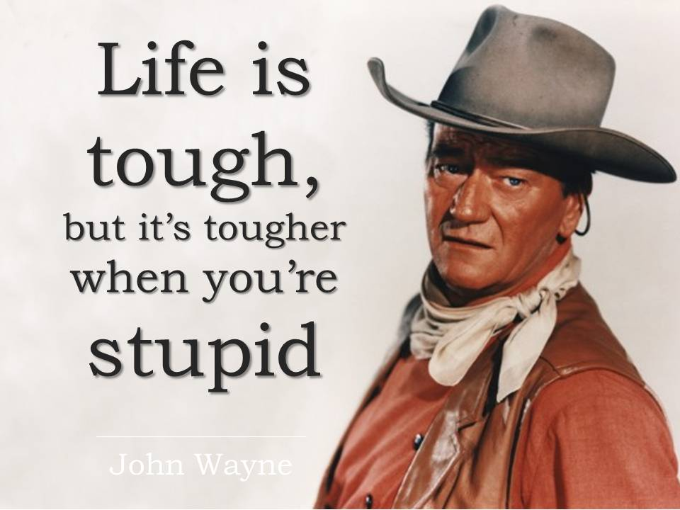 The John Wayne Mug! Now Available!