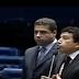 Magno Malta diz: CNJ cospe, pisa, rasga e escarra, o código civil brasileiro.