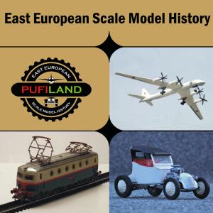Vintage Scale Models