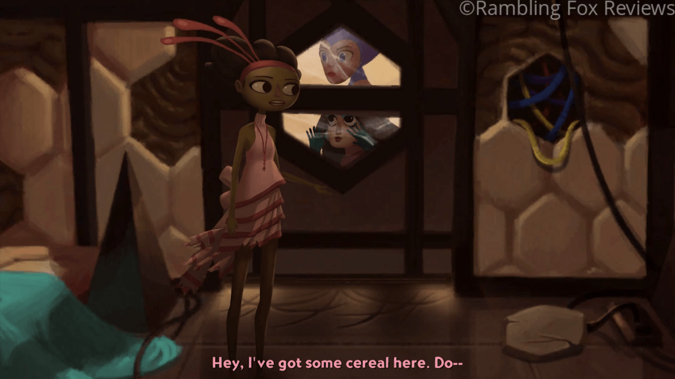 Broken age act 2 vella and maidens