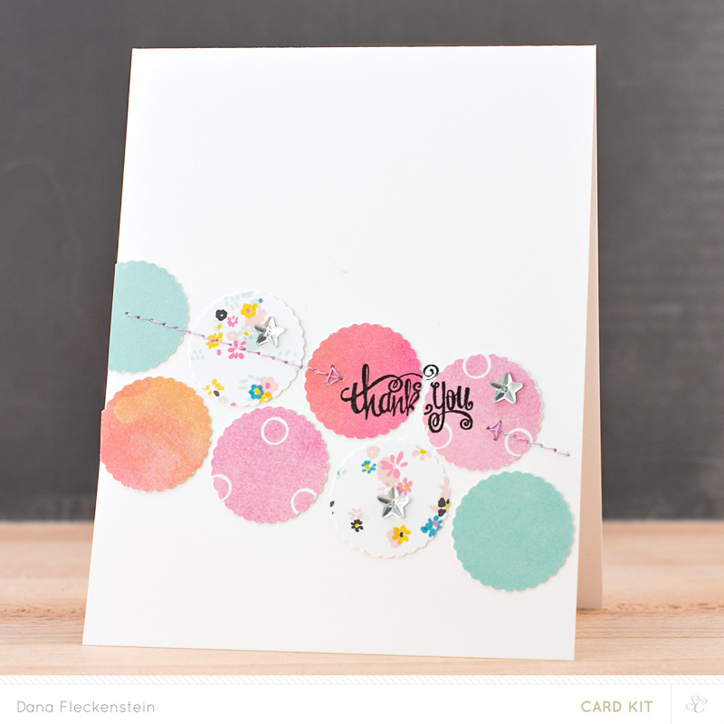 Studio Calico Office Hours Kit Thank You card by @pixnglue