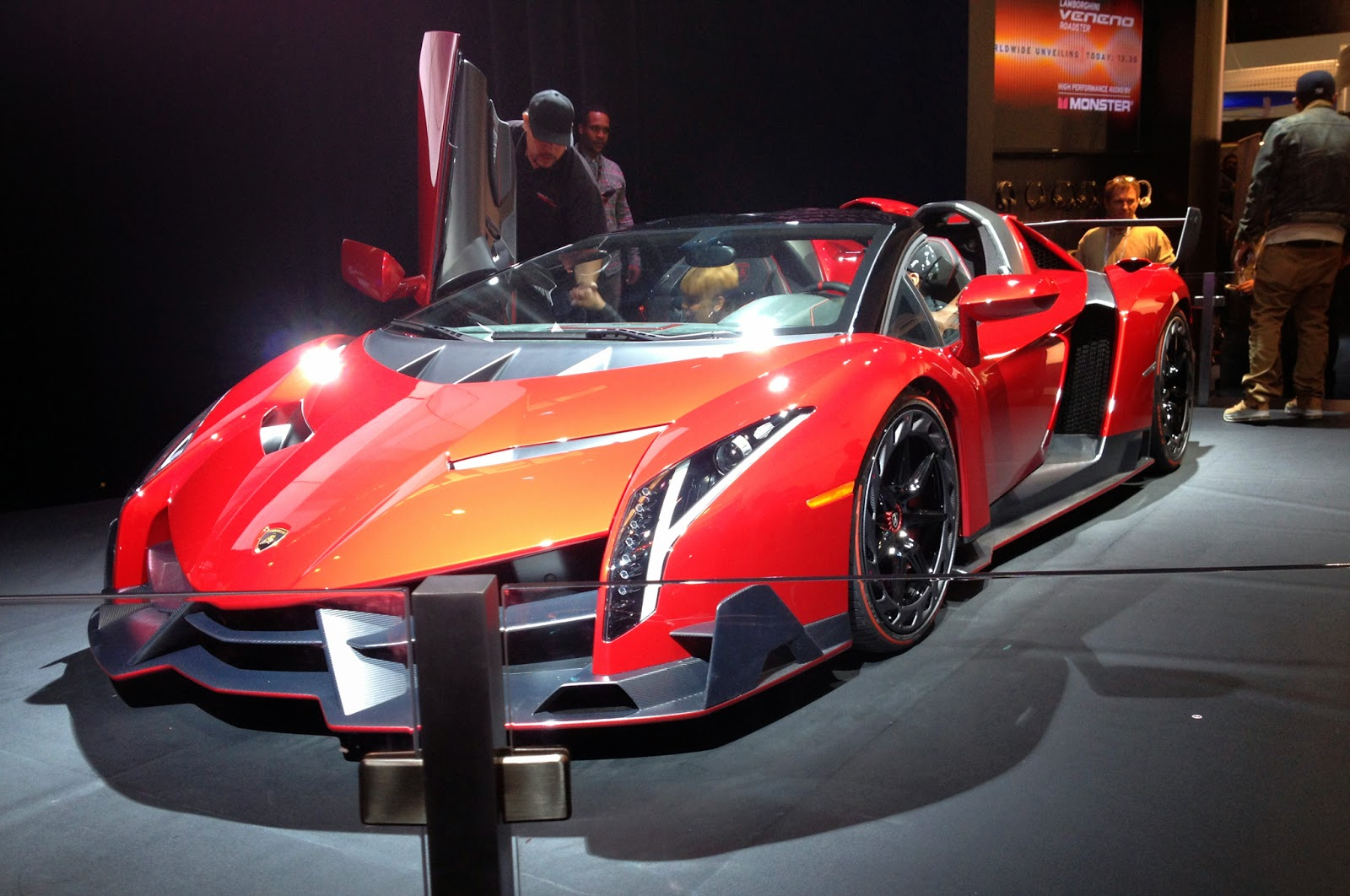 The Most Expensive Cars In The World 2014
