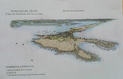 Cádiz hace 250 años