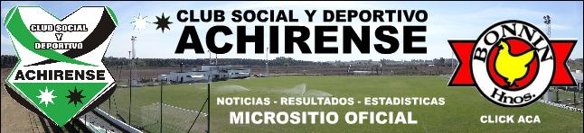 Futbol de Chajari / Torneo Argentino B / Torneo del Interior / y mucho mas