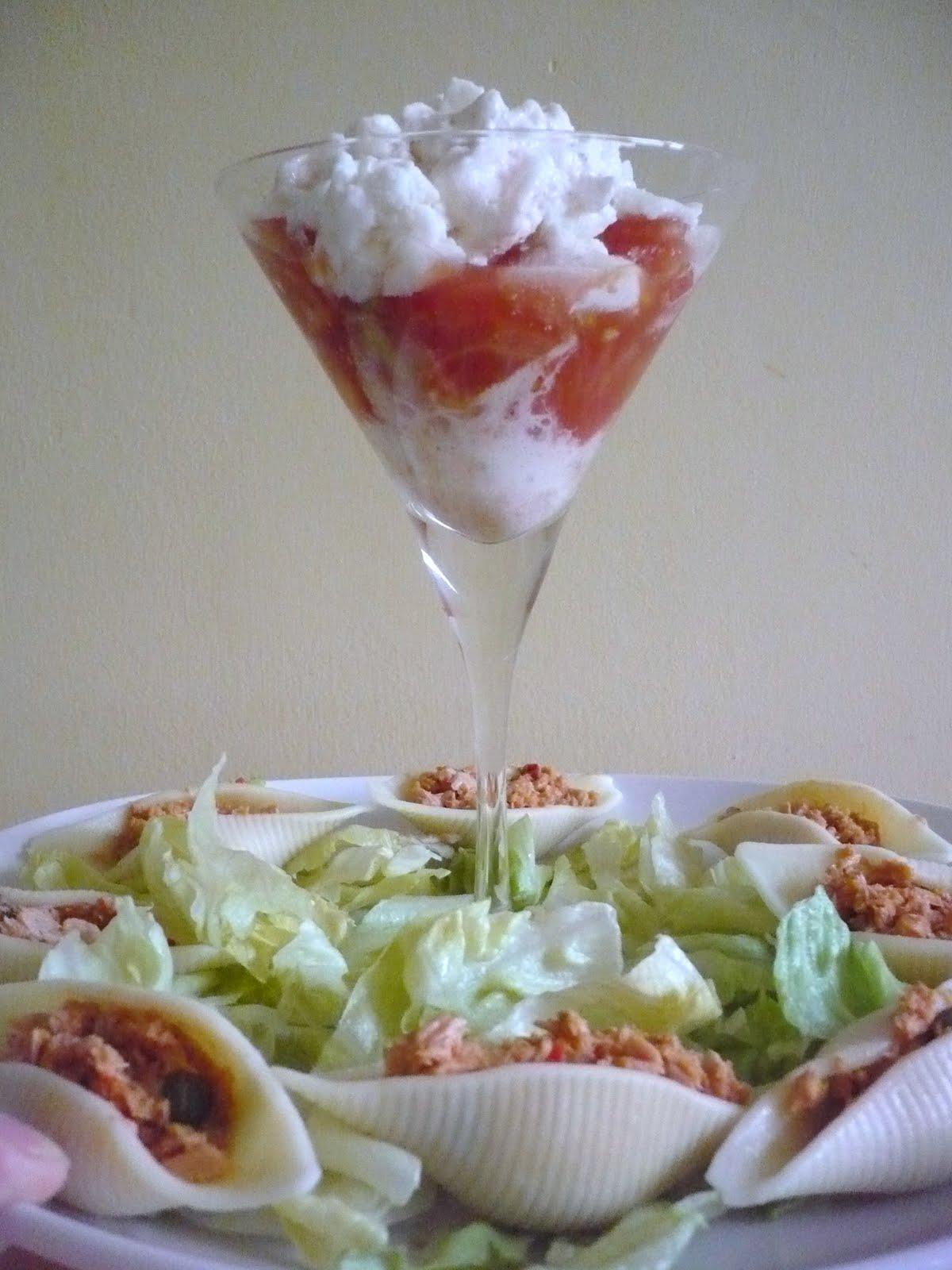 Celle qui cuisinait ou le plaisir de cuisiner espuma - Cuisiner la mozzarella ...