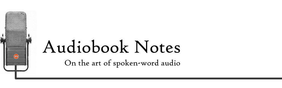 Audiobook Notes