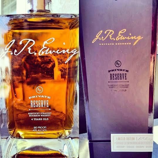 J.R. Ewing Bourbon