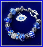 University of Kentucky Charm Bracelet