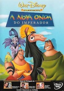 >A Nova Onda do Imperador Dublado   Ver Filme Online