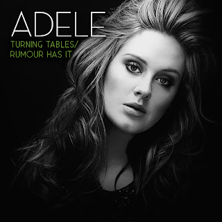 adele turning tables