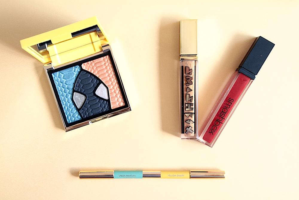 smashbox collection maquillage ete 2014 santigold avis test swatch