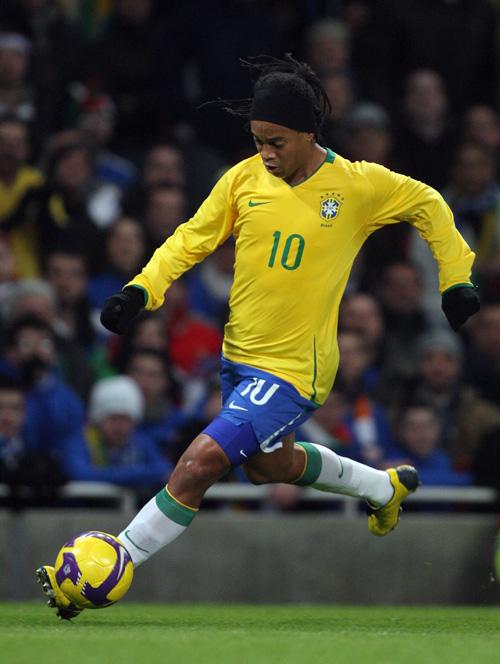 Sports Stars Info Ronaldinho Brazilian Football Player
