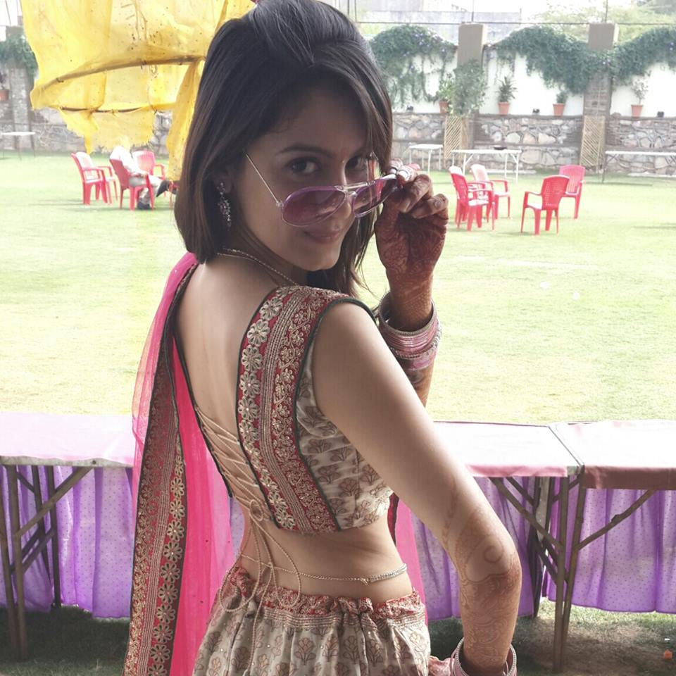 hot saree back girl