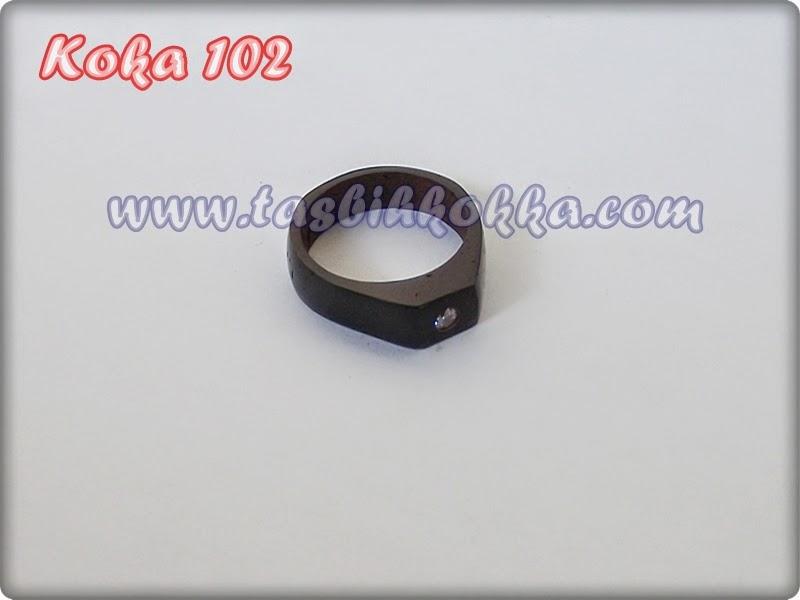Kokka cincin 102