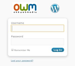 recuperare parola pierduta wordpress -owm