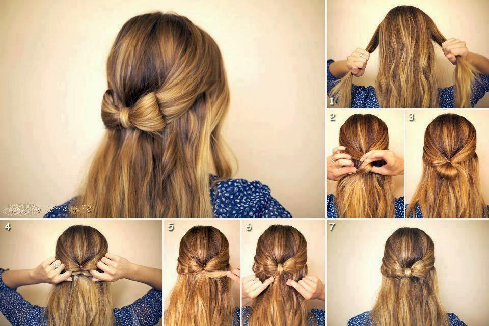 Peinados Para Ir A Clases - Peinados faciles y lindos para ir a clases Verte Bella