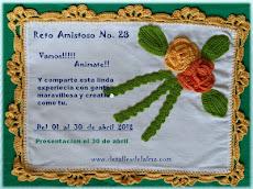 RETO#28 DE NUESTRA AMIGA GRISELDA