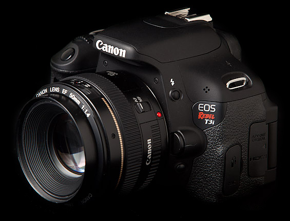 canon rebel t3i pictures. Canon EOS Rebel T3i features a