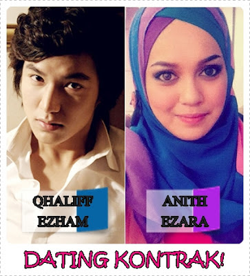 novel dating kontrak 13