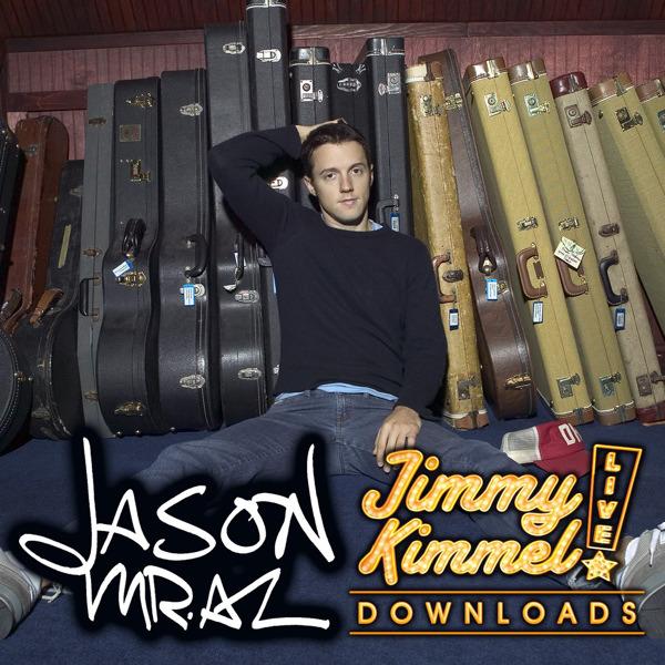 Jason Mraz - Jimmy Kimmel Live: Jason Mraz - EP Cover