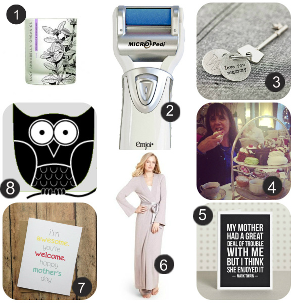 Mother's Day 2013 Gift Guide 