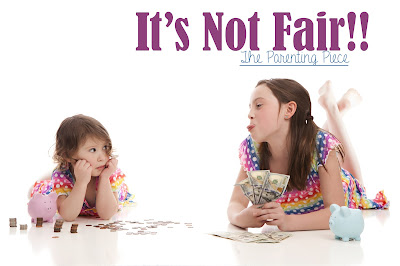 It's Not Fair! Teach your children ways to solve the problem without losing your cool. #LaughLearnLinup